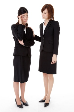 two young business people. Stock Photo - 16549698