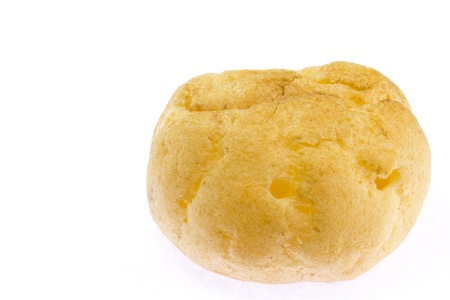 This is a photograph of a cream puff. Stock Photo - 16633856