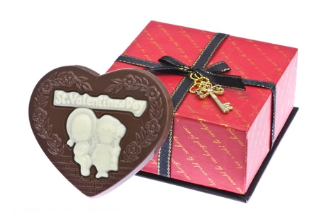 This is a photograph of a Valentine's Day gift. Stock Photo - 17339621