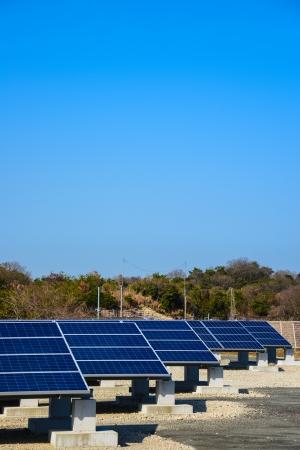 solar power plant: solar power plant.