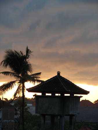 kuta: Sunrise in Kuta