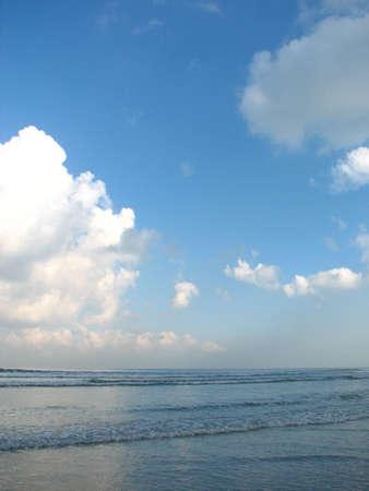 kuta: Kuta Beach, Bali Stock Photo
