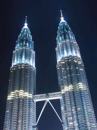 klcc: KLCC Twin Towers, Malaysia