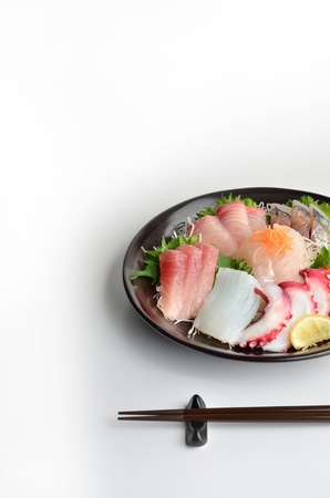 raw fish photo