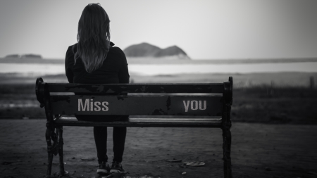 chateado: sinto sua falta