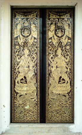 Door Church of Thailand photo