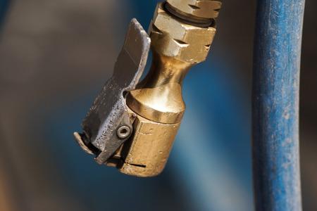 hydraulic lines air compress