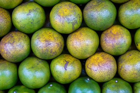 orange fruit in the market