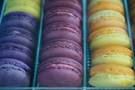 bakery cream have  colors ready to eat
