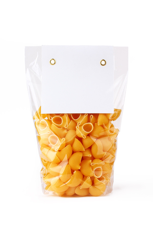packaging maccheroni