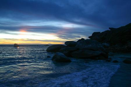 surin: Power of the sea
