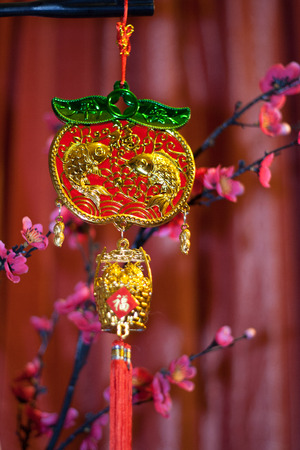 chun: Hangers blessings for healthy, wealthy, and prosperous in Chinese Culture