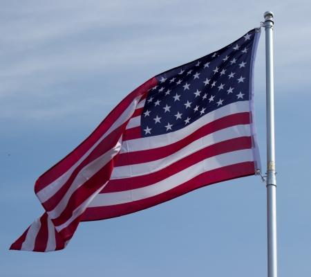 星条旗 写真素材