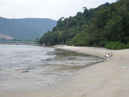 crossings: Beautiful Tropical Seaside