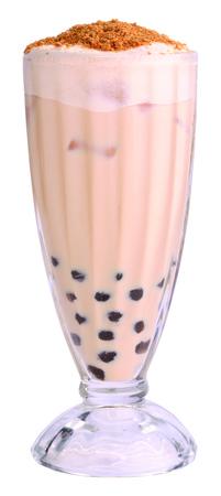 pearl tea: Pearl tea drink