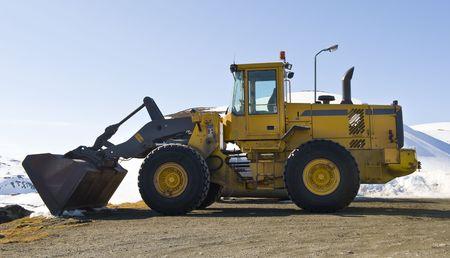 heavy machinery: Heavy machinery