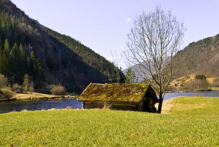 boathouse: Old boathouse