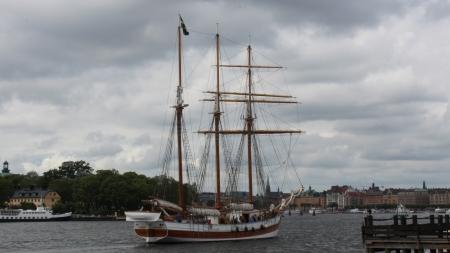schooner: Swedish schooner