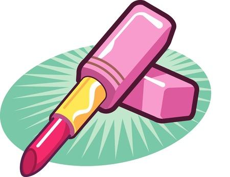 Lipstick Icon Vector