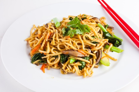 chow: Vegetable Fried Noodle1