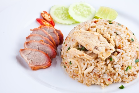 Pork Fried Rice2 photo