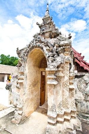 Wat Lai Hin of Lumpang Stock Photo - 11234932