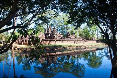 siem reap: Banteay srei2