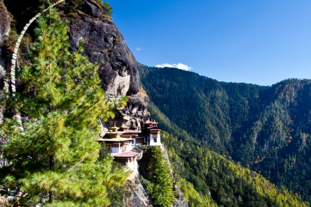monasteri: Taktshang Monastery5