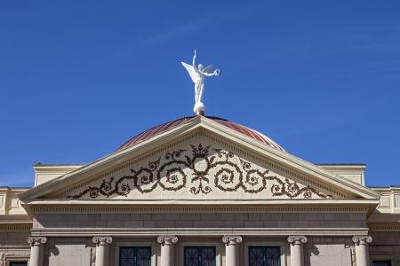 フェニックス、アリゾナ州の国会議事堂の建物