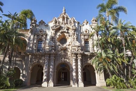 diego: Casa del Prado at Balboa Park, San Diego