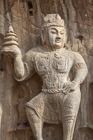 chinese buddha: A shot of Chinese Buddha Statue in China