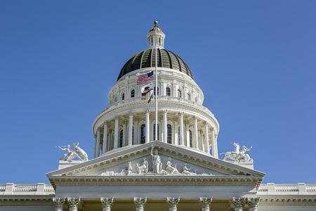 サクラメント、カリフォルニア州議会議事堂