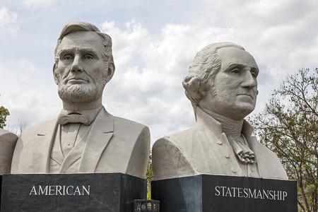 American Statesmanship Park in Houston, Texas