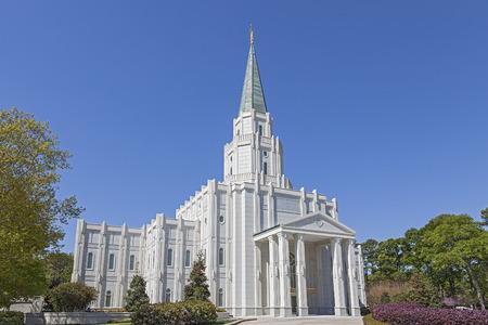 lds: Mormon Temple - The Houston Texas Temple