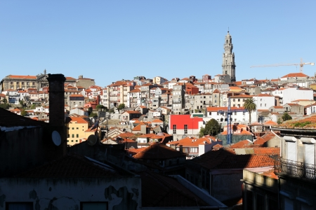 oporto: Oporto, Portugal Stock Photo