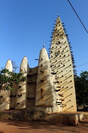 burkina faso: Grand Mosque, Burkina Faso