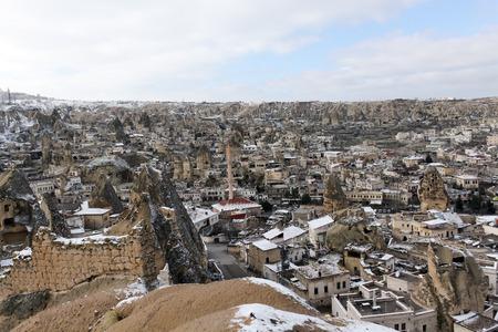 mesopotamian: Cappadocia in Turkey