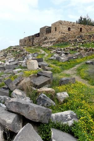 incomparable: Hills of Gadara, Jordan