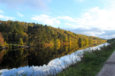 Canal, by Loch Ness photo
