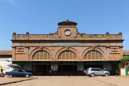 bamako: Railway Station, Bamako, Mali