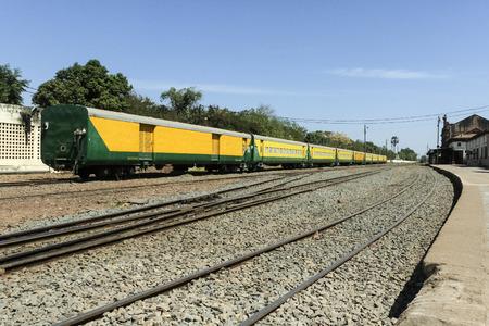 bamako: Dakar-Niger Railway, Bamako