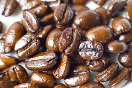 Cofee Bohnen Standard-Bild - 41803685