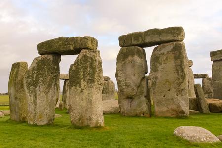 Stonehenge, England Standard-Bild - 44926828