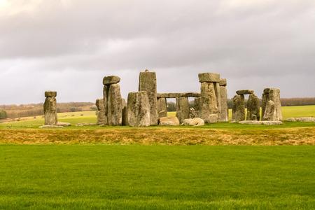 Stonehenge, England Standard-Bild - 44926958