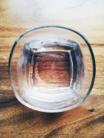 aqua: Water in glass