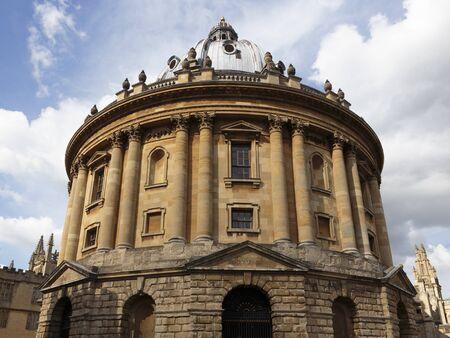 Radcliffe Camera, Oxford, Oxfordshire, England, United Kingdom