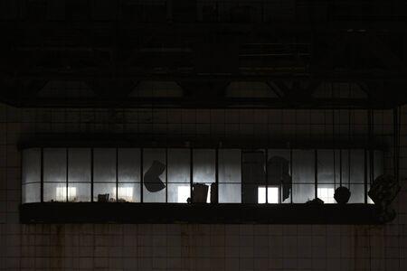Inside Battersea Power Station, Battersea, London, England, United Kingdom Stock fotó