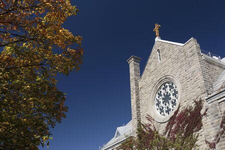Sainte-Cecile Church, Montreal, Quebec, Canada