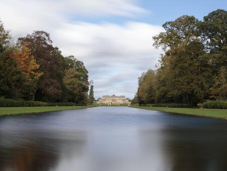 Wrest Park Mansion House, near Silsoe, Bedfordshire, England