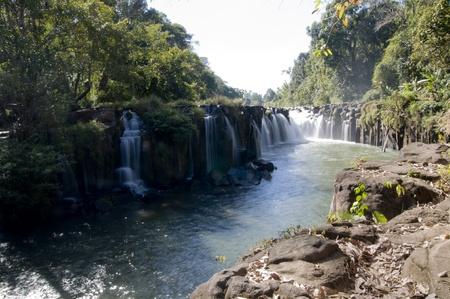 lao: Tad Pha Suam, Lao